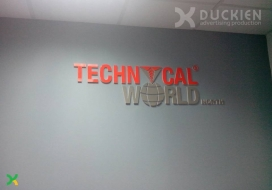 Logo công ty Technical World