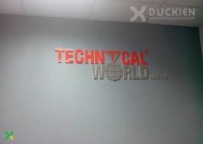 Logo công ty Technical World