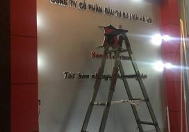 Backdrop du lịch Hà Nội