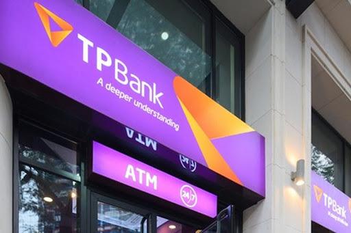Biển hộp đèn 3M của ngân hàng TPBank