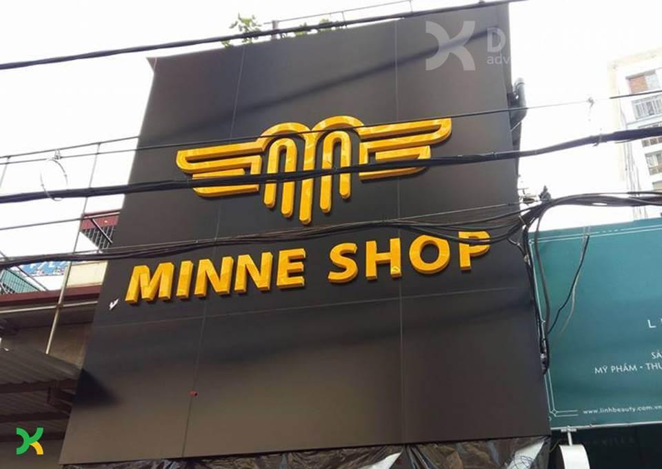 Thời trang Minne Shop tại Cầu Giấy