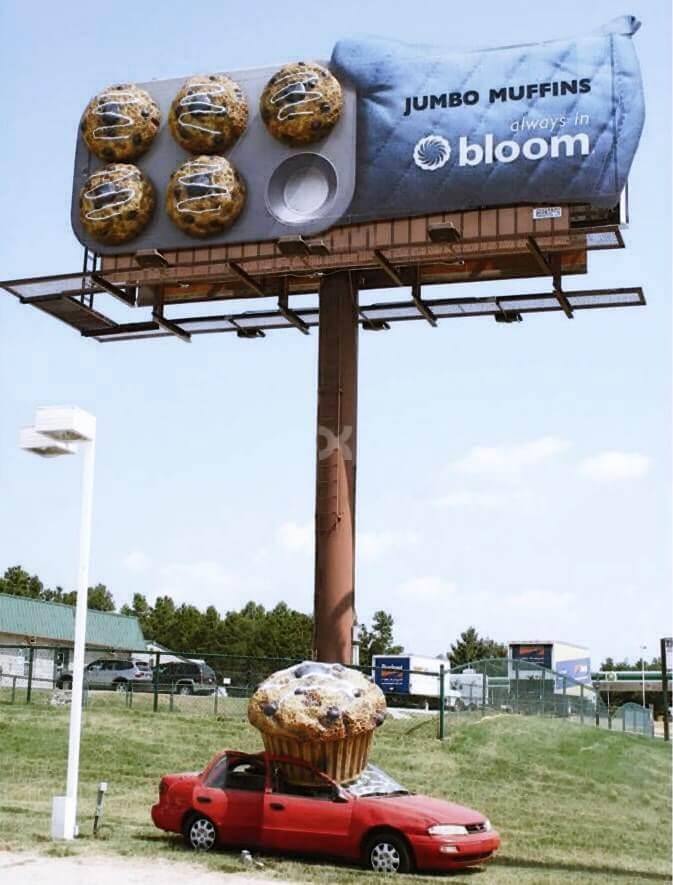 Lại là một quảng cáo đồ ăn quá đỗi sáng tạo và gây... thèm thuồng!