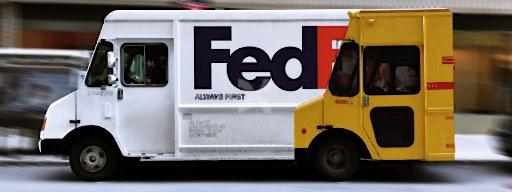 Quảng cáo quá sáng tạo và cũng mang đầy tính cà khịa của FedEx với đối thủ DHL!