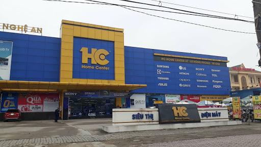 Biển quảng cáo cho siêu thị HC