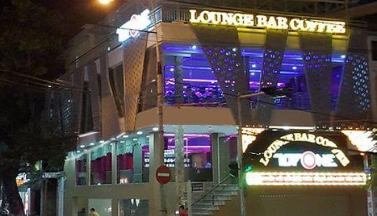 Biển quảng cáo lounge, bar