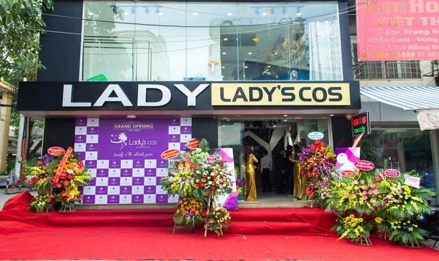 Khai trương cửa hàng LADY COS