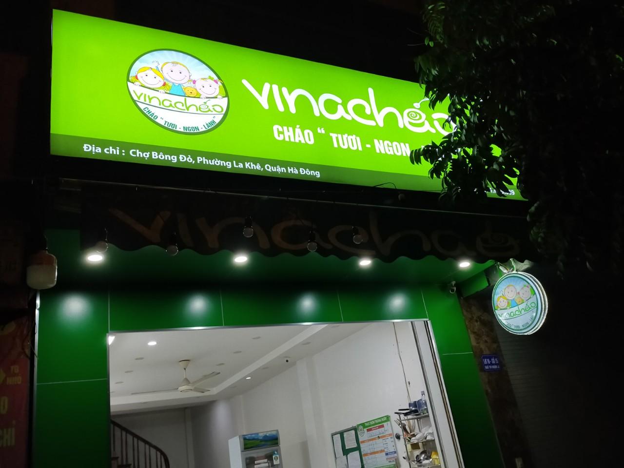 Biển quảng cáo 3M VinaChao tại Hà Đông