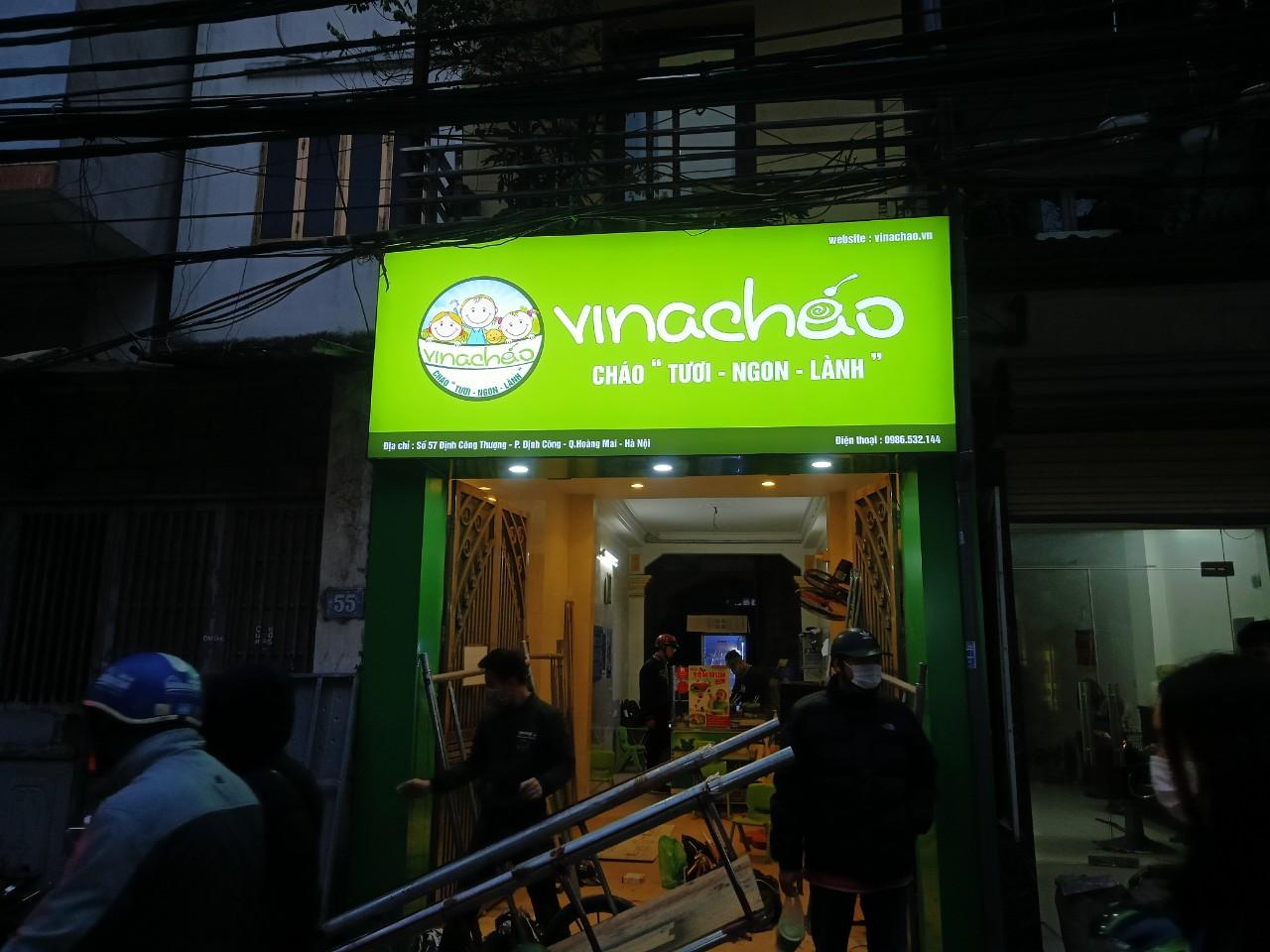 Biển quảng cáo 3M VinaChao