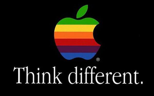 """Chiến lược huyền thoại """"Think different"""" của Apple"""